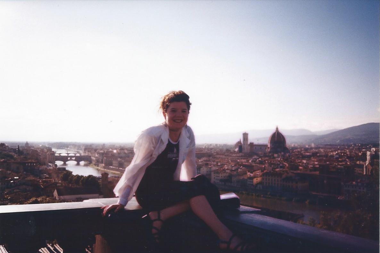Naty- Florencia 1999